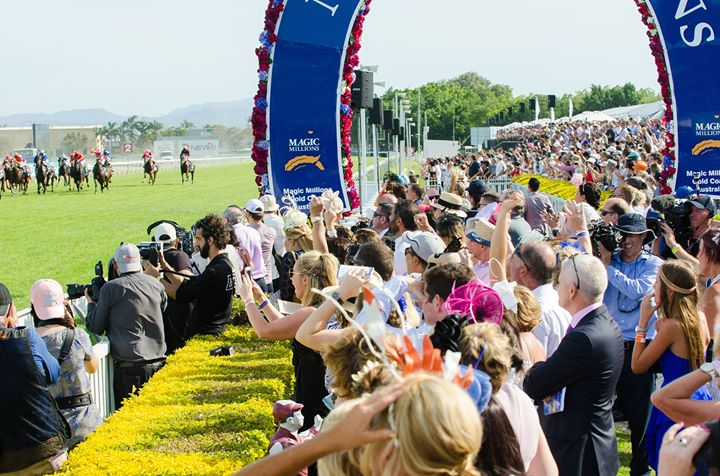 2018 Magic Millions Raceday