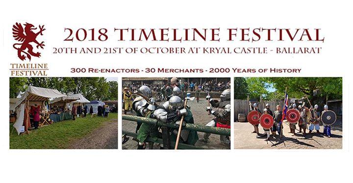 2018 Timeline Festival