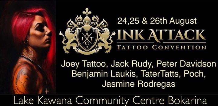 4th Annual Ink Attack Tattoo Convention