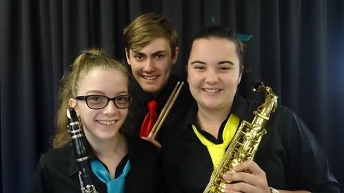 Alexandra Hills State High School - Music Showcase Concert