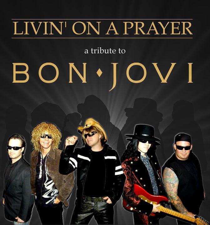 Bon Jovi Tribute/ Chrome Dragon