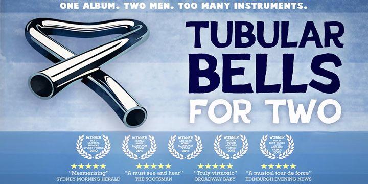 Tubular Bells for Two - The Cube, Wodonga