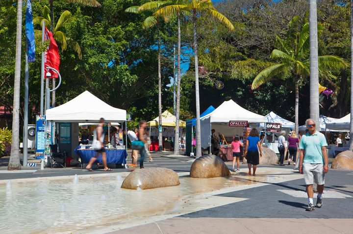 Cairns Cruise Liner Markets