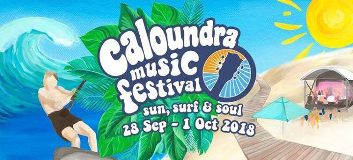 Caloundra Music Festival 2018
