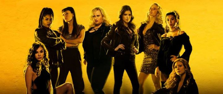 Chicks at The Flicks - Pitch Perfect 3