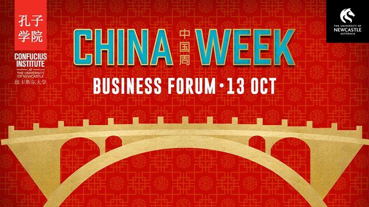China Week Business Forum