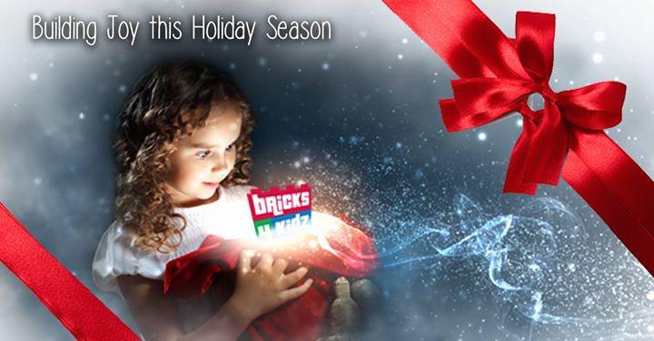 Christmas Bricktacular - Bricks 4 Kidz - Lego Workshop