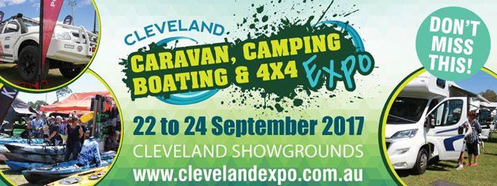 Cleveland Caravan, Camping, Boating & 4x4 Expo