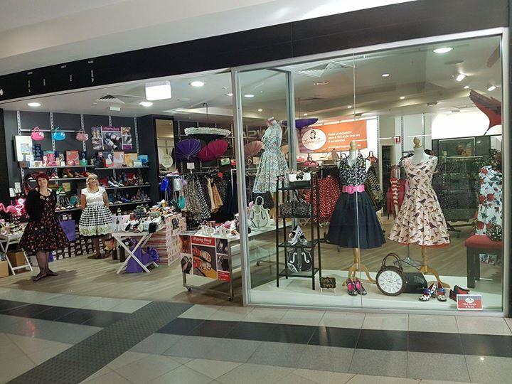 Coffs Harbour Pop Up Shop - 50s Fashion