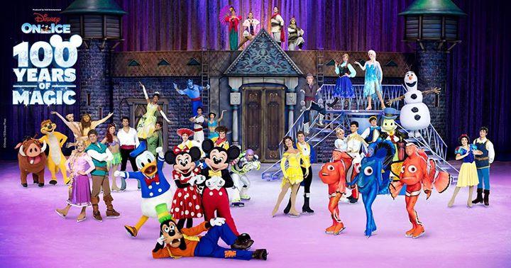Disney on Ice - 100 Years of Magic