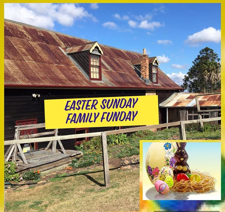Easter funday for the family 1st april 2018 toowoomba look easter funday for the family negle Choice Image