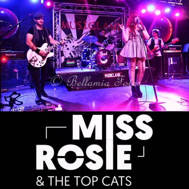 Easter Sunday with Miss Rosie & The Top Cats