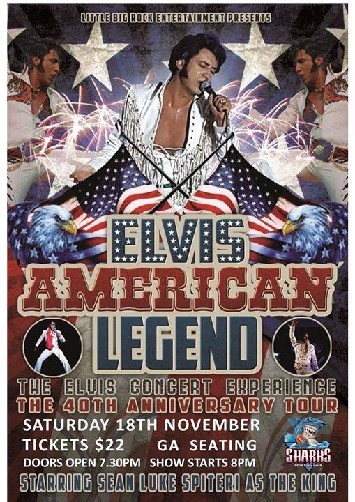Elvis American Legend