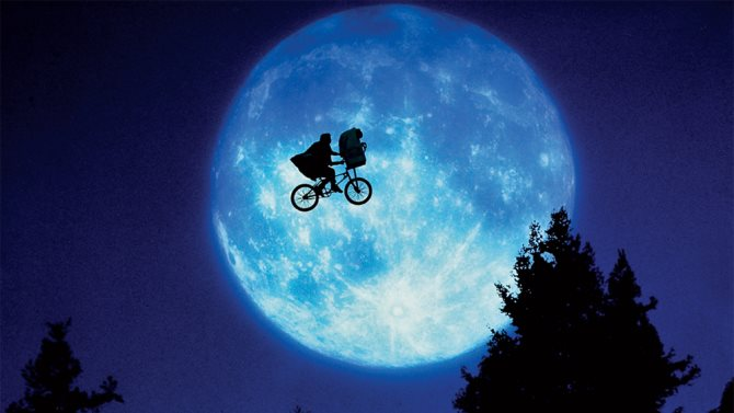 Mix 104.9 Family Classics Screening of E.T