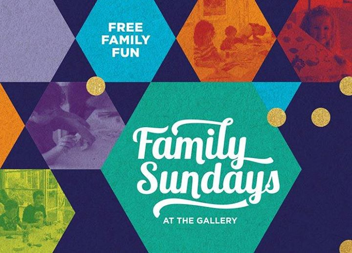 Family Sundays at the Gallery