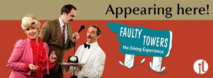 Faulty Towers - The Christmas Show