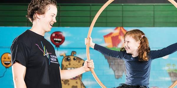 Flipside Circus Workshop 1: Storytelling, Play & Circus