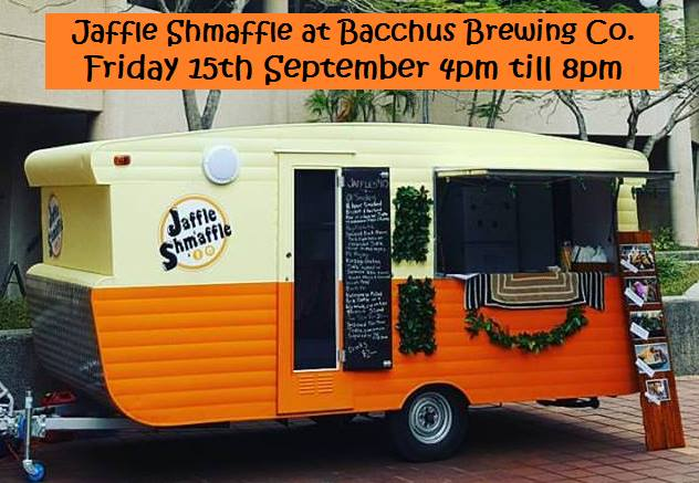 Food Truck Fridays - Jaffle Shmaffle - 15th Sept