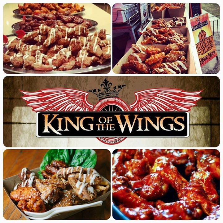 Food Truck Fridays - Nov 17th - King Of The Wings