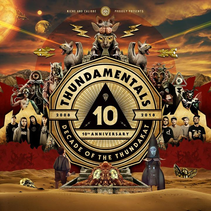 Thundamentals SAT 19 MAY