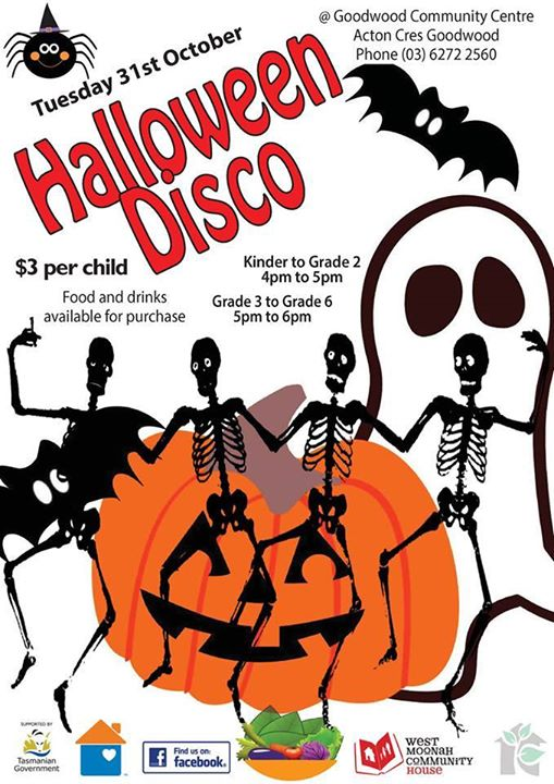 halloween disco kinder to grade 2 - Why Is Halloween On The 31st Of October