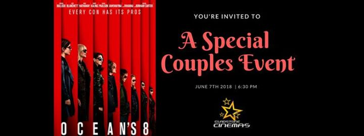 Special Event - Ocean's 8
