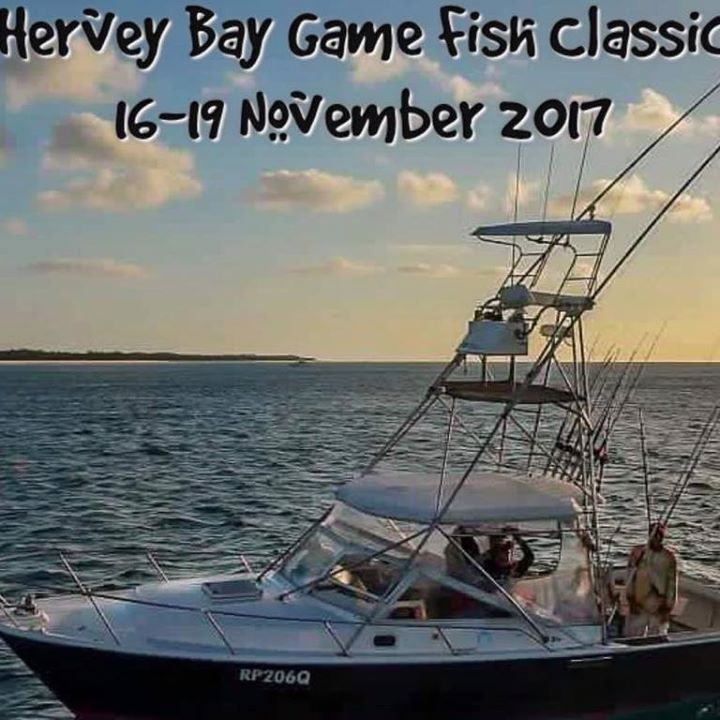 Hervey Bay Game Fish Classic 2017