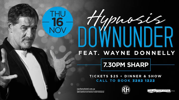 Hypnosis Downunder Show