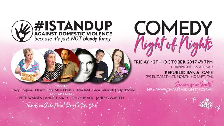 Istandup Comedy Night - TAS