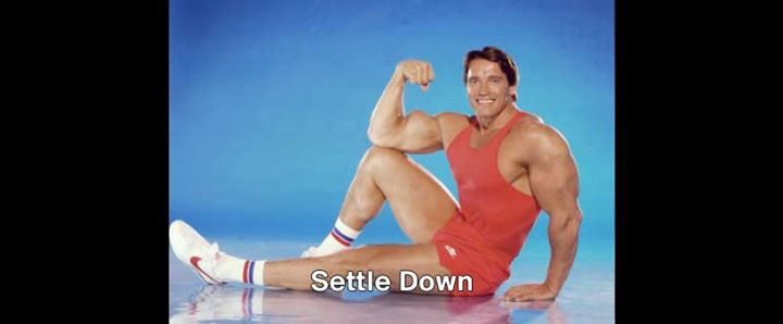 Late Night Last Friday: settle down