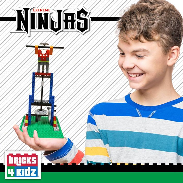 Lego Workshop - Extreme Ninjas