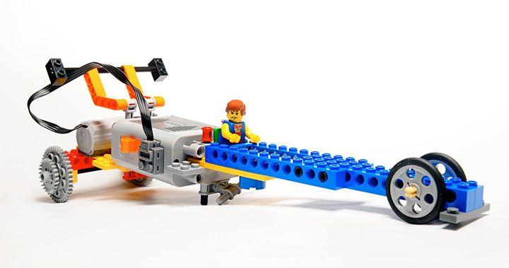 Lego Workshop - Remote Control Mania