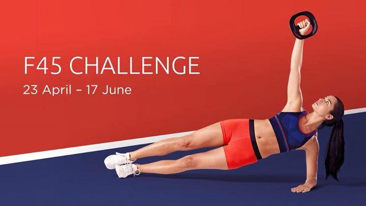 F45 Challenge Info Night