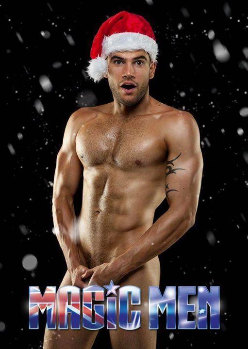 Magic Men Christmas Show