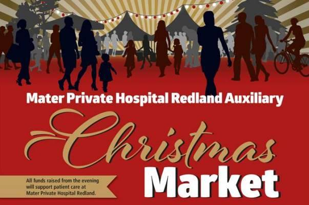 Mater Private Hospital Redland Auxiliary Christmas Market