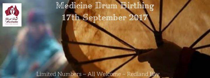 Medicine Drum Birthing