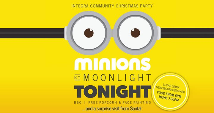 Minions by Moonlight