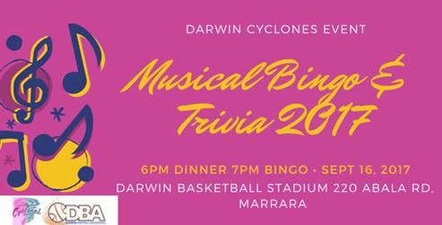Musical Bingo & Trivia