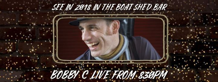 New Year's Eve at The Boat Shed Bar