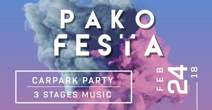 Pako Festa at The Barking Dog