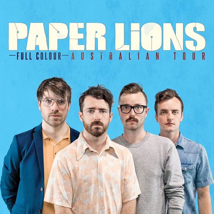 Paper Lions + The Burley Griffin - Transit Bar
