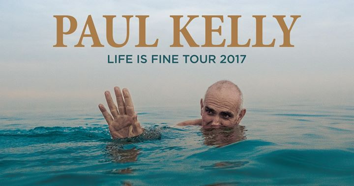 Paul Kelly at Entertainment Centre, Newcastle