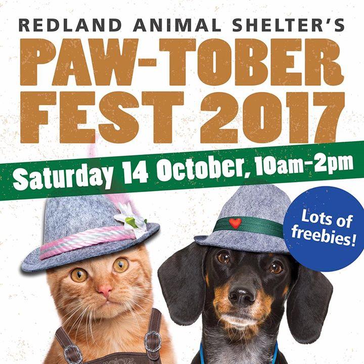 Paw-tober Fest