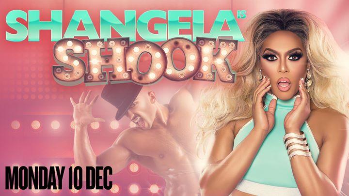 Shangela Is Shook!