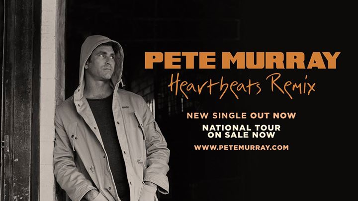 Pete Murray at The Basement