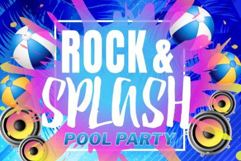 Rock & Splash Pool Party