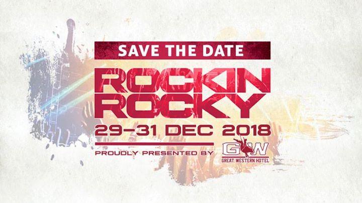 Rockin Rocky 2018 - Great Western Hotel