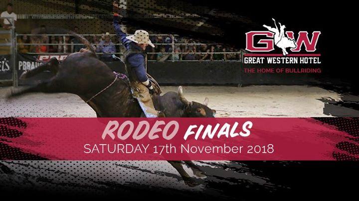 TG Rodeo   Finals