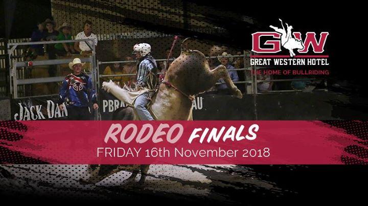 YG Rodeo | Finals