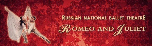 Romeo and Juliet: Russian National Ballet Theatre